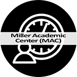 Miller Academic Center icon and link